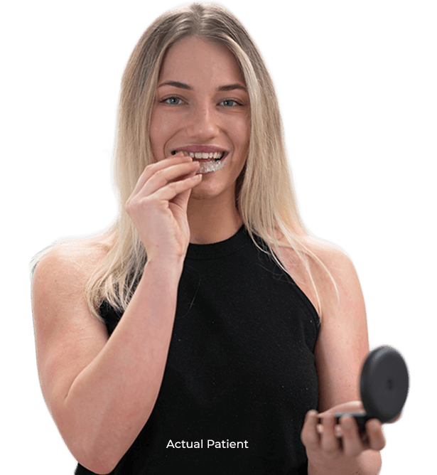 Invisalign® and Braces for Adults